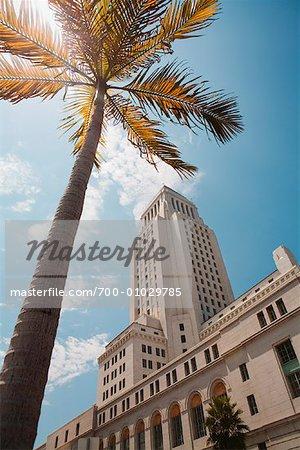 Hôtel de ville de Los Angeles, Los Angeles, Californie, USA