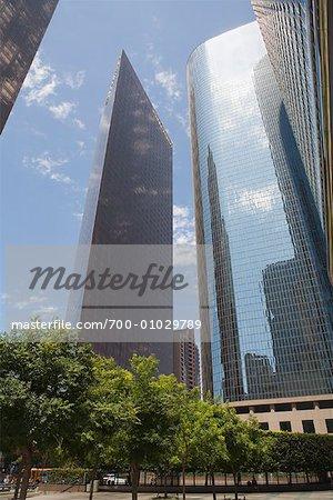 Wolkenkratzer, Los Angeles, Kalifornien, USA