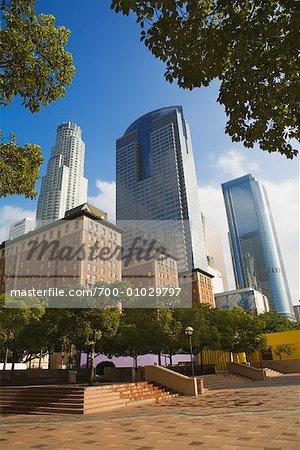 Innenstadt Los Angeles, Kalifornien, USA