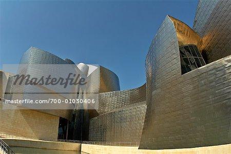 Guggenheim, Bilbao, Spanien