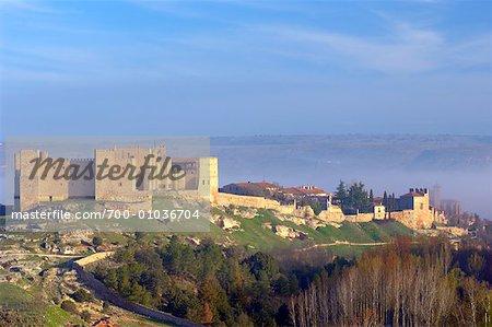 Medieval Town, Siguenza, Castilla-la Mancha, Espagne