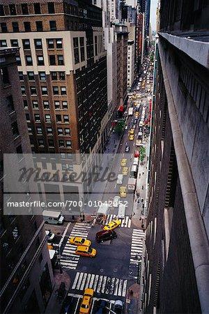 Street Scene, New York City, New York, USA