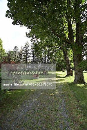 Maison de campagne, Hatley, Estrie, Québec, Canada