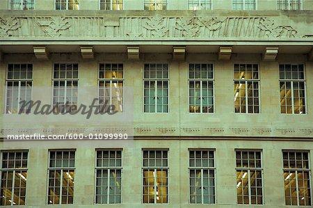 Bureaux de BBC World Service, Londres, Angleterre