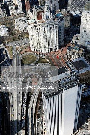 Lower Manhattan, New York City, New York, États-Unis
