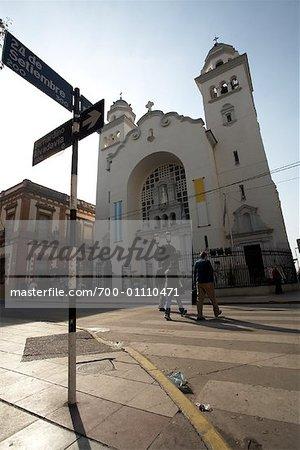 Iglesia La Merced, Tucuman, Argentina