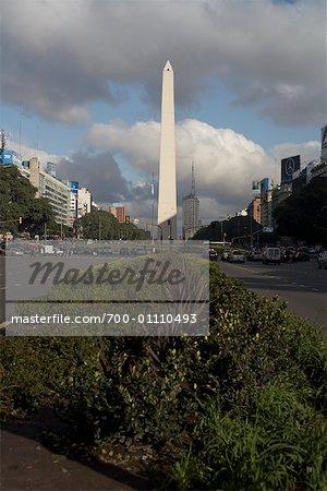 9 de Julio Avenue, Buenos Aires, Argentine