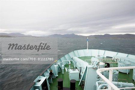 Ferry, Écosse