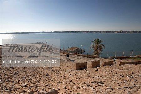 Lake Nasser, Abu Simbel, Egypt, Africa