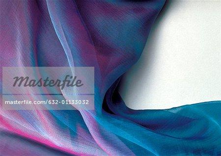 Iridescent fabric