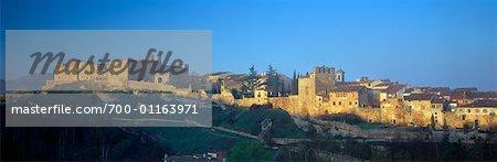 Siguenza, Castille La Mancha, Espagne