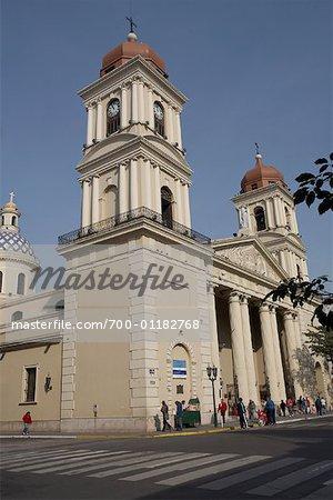 Iglesia La Merced Tucuman, San Miguel de Tucuman, Argentina