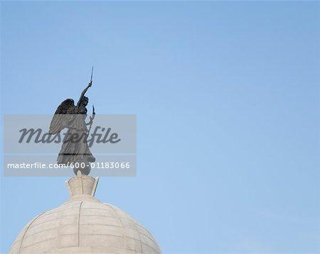 Mémorial de Pennsylvanie, Gettysburg National Military Park, Pennsylvanie, Etats-Unis