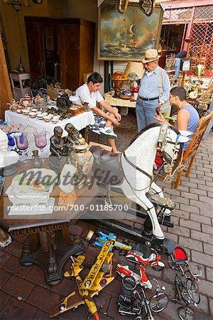 Flea Market, Athens, Greece