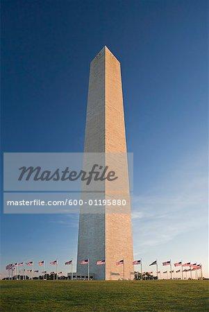 Monument de Washington, Washington, D.C., USA