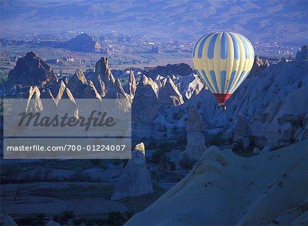 Ballon, Göreme, Cappadoce, Turquie