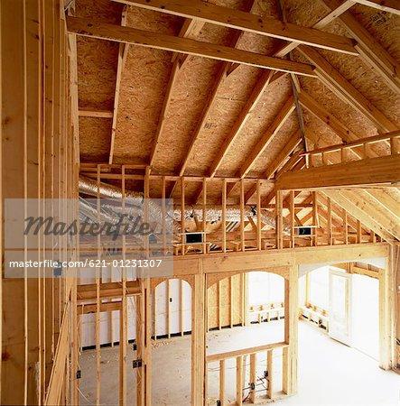gas heating ventilation system