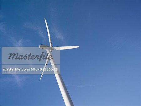 Windmill, Flevoland, Netherlands