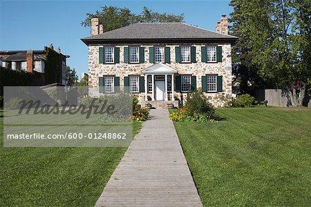 Ermatinger House, Sault-Sainte-Marie, Ontario, Canada