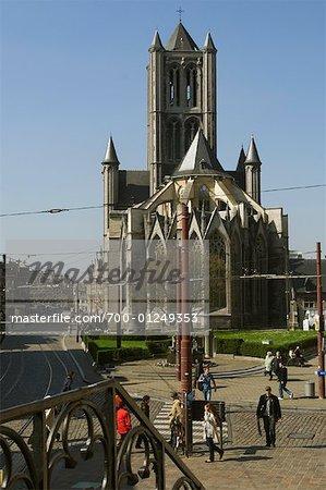 St. Nicolas Church, Ghent, Belgium