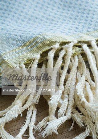 Frange de serviette