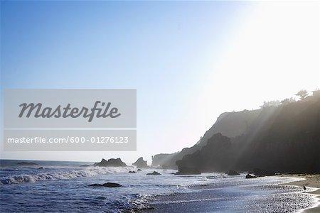 El Matador State Beach, Malibu, California, USA