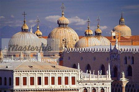 Basilique San Marco, Venise, Italie
