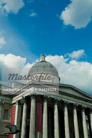 La National Portrait Gallery, Londres, Angleterre