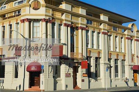 Art Deco Building, Napier, New Zealand