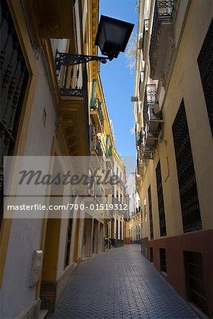 Alleyway, Seville, Spain
