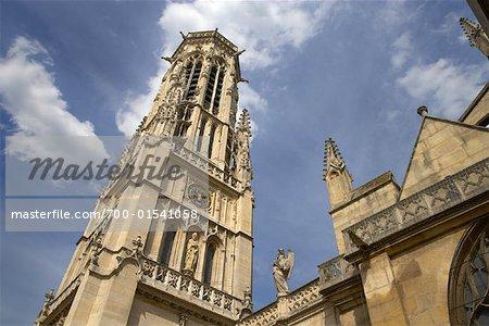 Church of St Germain l'Auxerrois, Paris, France