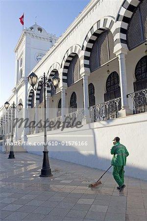 Tunisia, Tunis, souks area