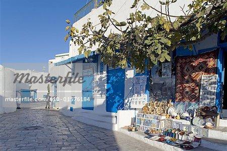 Voie de Tunisie, Sidi Bou Said,
