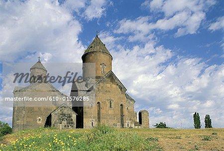 Arménie, monastère de Sarmosavank