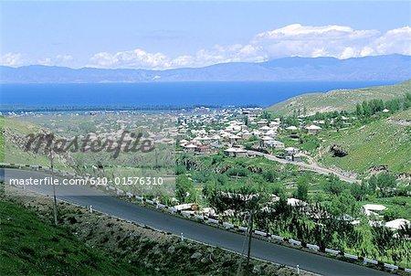 Arménie, lac Sévan