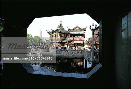 Jardin de Chine, Shanghai, Yu