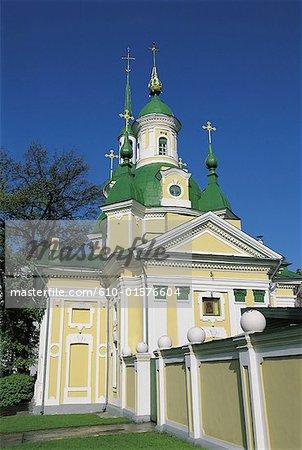 Estonia, Parnu, St Catherine's church