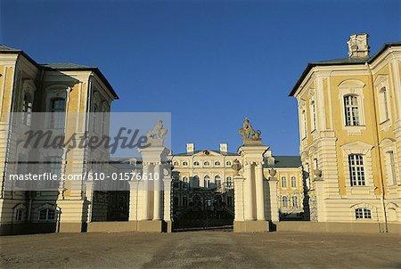 Latvia, Rundale Palace