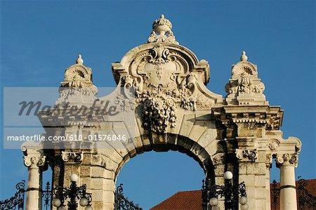 Hungary, Budapest, royal castle