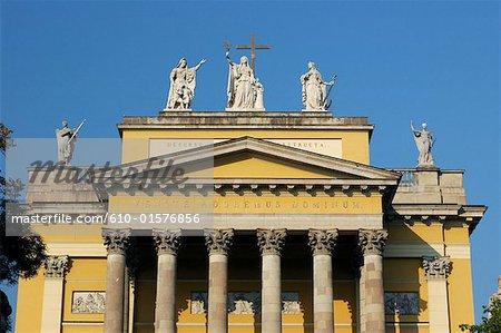 Hungary, Eger, basilica