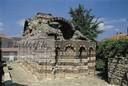 Bulgaria, Nesebar, Sainte Prascovie church