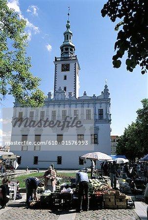 Poland, Chelmno, City hall