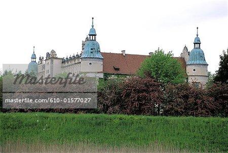 Poland, Baranów Sandomierski, castle