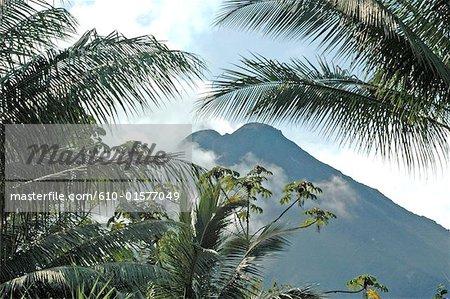 Costa Rica, Arenal Volcano National Park, volcano