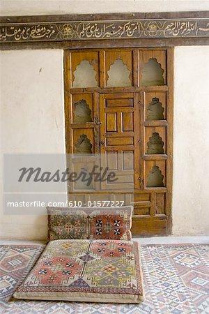 Egypt, Old Cairo, inside al-Suhaymi House