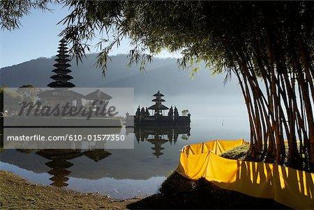 Indonésie, Bali, Bedugul, Ulu Danu Temple
