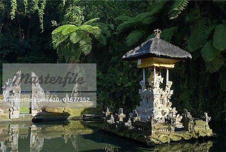 Indonésie, Bali, Ubud proche, Gunung Kawi Temple