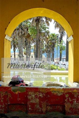 Guatemala, Antigua, arch