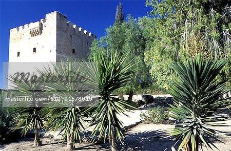 Cyprus, Limassol, Kolossi Castle
