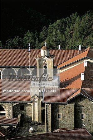 Chypre, monastère de Kykkos